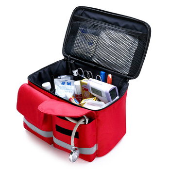Waterproof Family Medicine Kit Empty 2021 New Car Portable First Aid Kit Emergency Kit Large Capacity Visiting Kit Portable 5