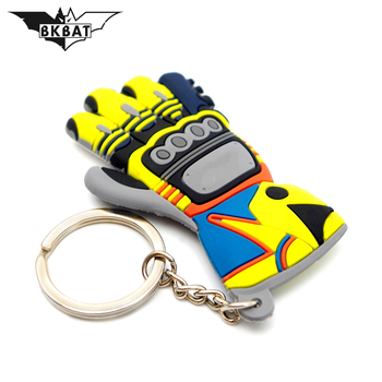 FOR honda rebel 250 forza 125 shadow 125 vtr 1000f cb 750 crf 250l nc750x Motorcycle keychain motocross pendant accessories image