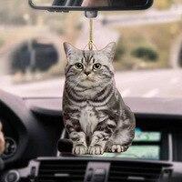 BANANA PUG SLEEPING CAR HANGING ORNAMENT  4