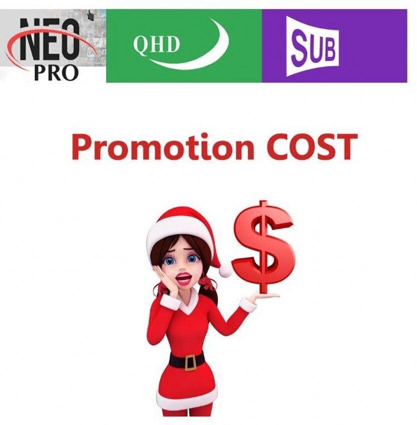 Акция NEO pro 2 / leadcool QHD / Lxtream SUBTChistmas подарок баланс