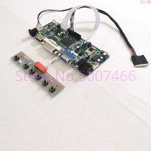 "Dla B133XTN01.0 B133XTN01.5 panel LCD do laptopa 1366*768 LVDS 40Pin 13.3 ""VGA DVI HDMI M.NT68676 kontroler ekranu płyta napędowa zestaw"