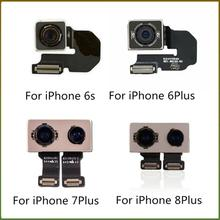 Back Camera For iphone 5S 6 6s 7 8 plus x XR XS XS max Back Camera Rear Main Lens Flex