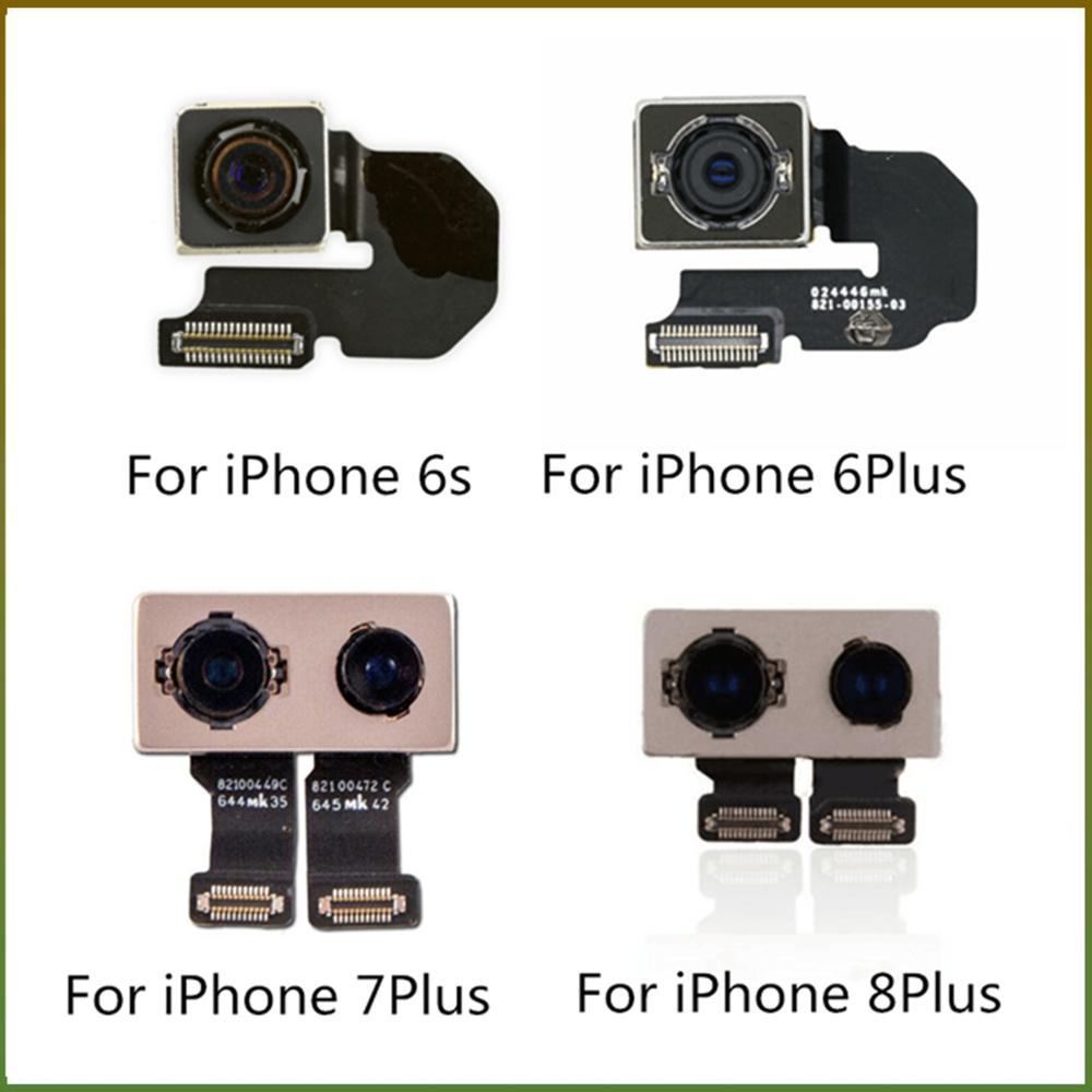 Zurück Kamera Für iphone 5 5S 6 6s 7 8 plus x XR XS XS max Zurück Kamera Hinten Wichtigsten objektiv Flex kabel Ersatz teile Für iphone 6 6S-in Handy-Flex-Kabel aus Handys & Telekommunikation bei