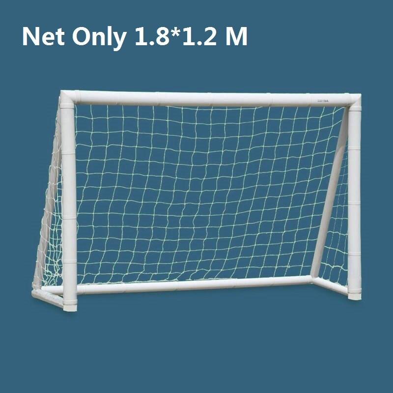Field Equipment Training Net 1.8M*1.2M Sporting Goods Outdoor Football New Soccer Goals Nets