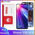 ЖК-дисплей для Huawei Honor View 20 с дигитайзером в сборе, сенсорный экран для Honor V20, Huawei Nova4, оригинал