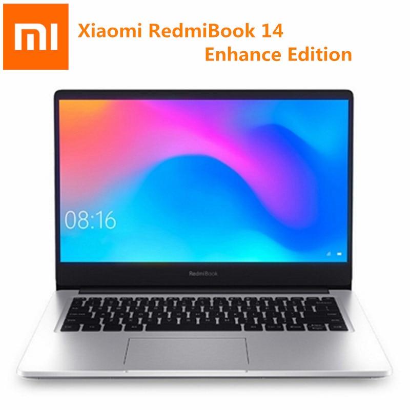 Xiaomi RedmiBook 14 Inch Notebook Windows 10 OS Intel Core I5-10210U/ I7-10510U 8GB RAM 512GB SSD Sliver Laptop Enhanced Edition
