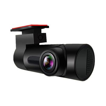 Car Dash Cam 1080P Full HD DVR Car Driving Recorder Dash Camera With Wide Angle Motion Detection Cycle Recording Cars Universal image