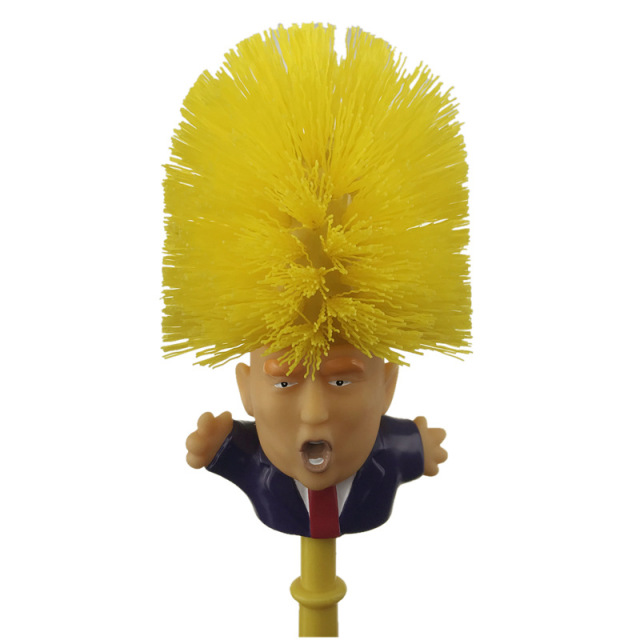 Trump Toilet Brush 1