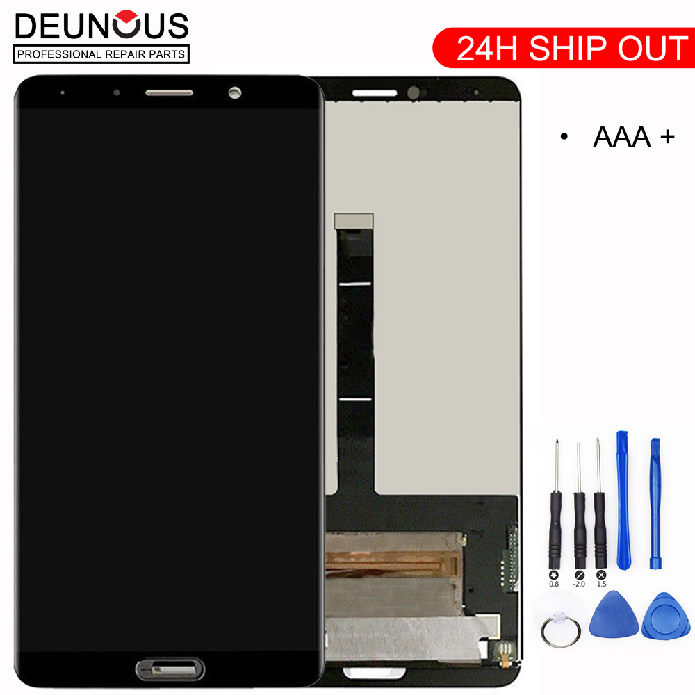 5.9'' New For Huawei Mate 10 ALP-AL00 ALP-L09 ALP-L29 Full LCD Display + Touch Screen Digitizer Assembly 100% Tested
