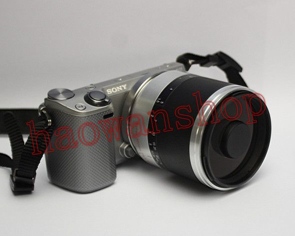 Honest 300mm F6.3 F/6.3 Mirror Telephoto Lens For Micro M43 Em1 Em5 Em10 Gh4 Th5 G1 G3 Gh1 Gf1 Gf3 E-p1 E-pl3 Cool In Summer And Warm In Winter