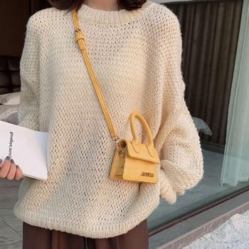 2019 Mini Crossbody Bags for Women  Fashion Shoulder Purses Handbags Designer Small Female Totes and