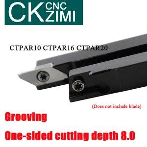 CTPAR CTPAR10 Machine Grooving