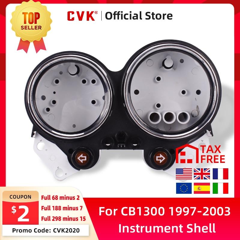 CVK instrument speedometer cover gauges platel meter odometer tachometer For Honda X4 CB1300 1997 1998 1999 2000 2001 2002 2003(China)