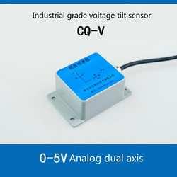 Напряжение Выход наклон датчик Угол наклона инструмент 0-5 в интерфейс изоляция защита супер-сильный анти-помех аналоговый