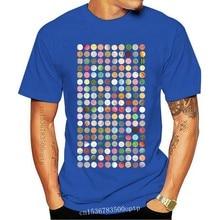 Date Drôle Nouvel Été 80 Rave Musique T-shirt Pilules D'ecstasy XTC Cocaïne Festival Hauts T-shirts T-shirt Cool Pour Les Hommes