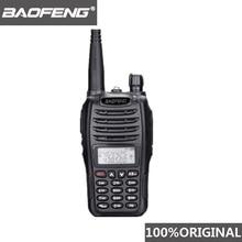 Baofeng UV B6 talkie walkie communicateur double bande VHF UHF B6 jambon Radio portable HF émetteur récepteur Radio 2 voies Midland B5 amélioré