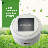 Solar Energy Charging Intelligent Garden Automatic Watering Timer System Device Succulents Plant Drip Irrigation Tool YGBH 1