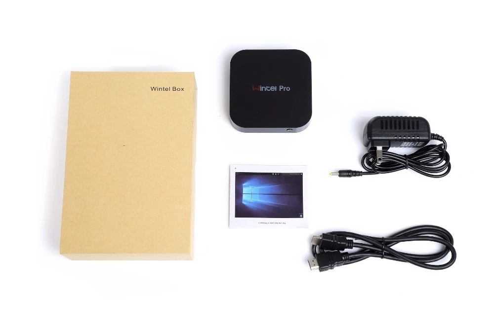 W8 MINI PC License Win10 Z8350 2/32G Win 10 Wintel Pro Mini PC Intel 2GB/32GB Wintel W8 Pro 2.4GHz Wifi BT