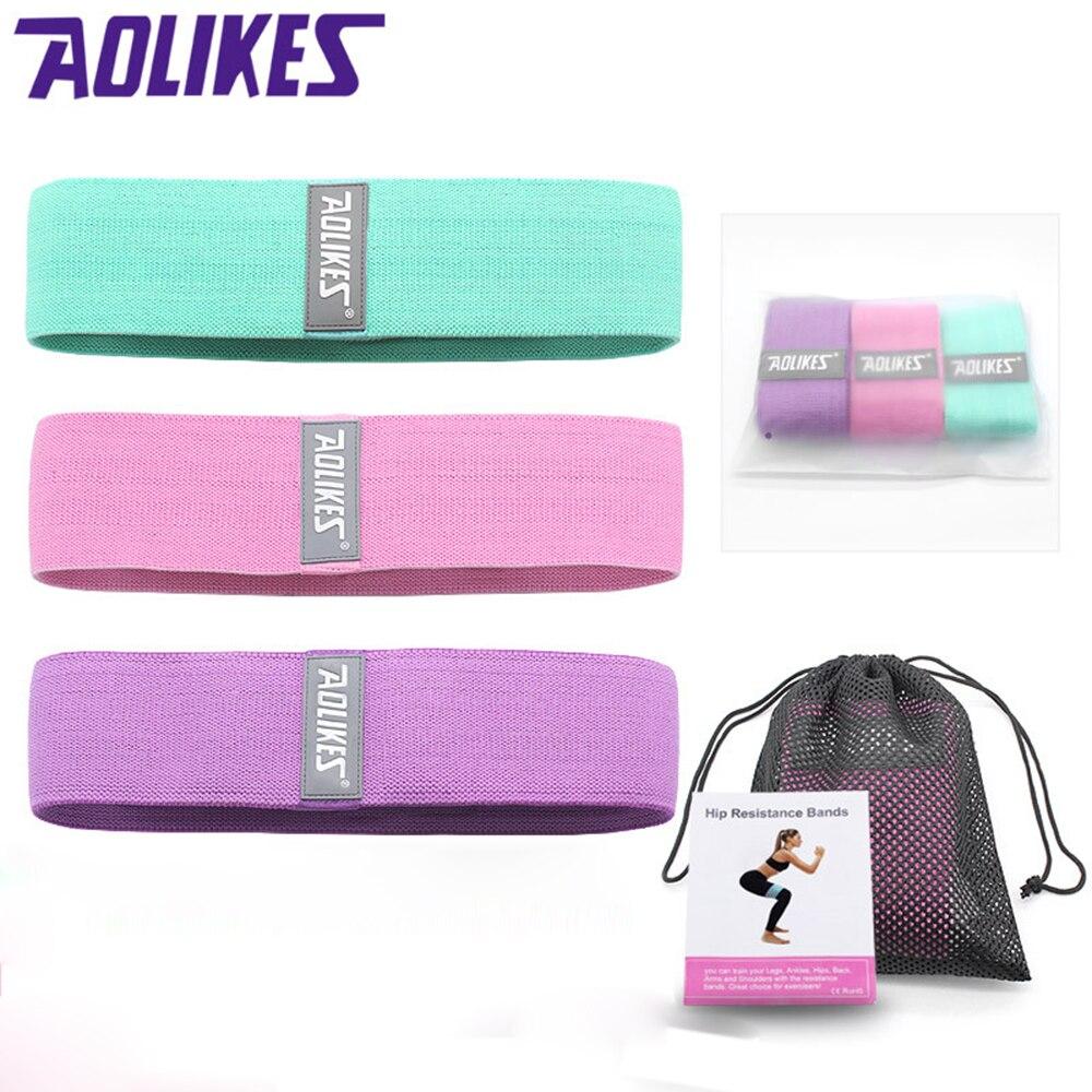Joga taśmy oporowe 3-sztuka zestaw siłownia opaski gumowe Pilates trening sportowy do ćwiczeń, elastyczne opaski sprzęt do ćwiczeń