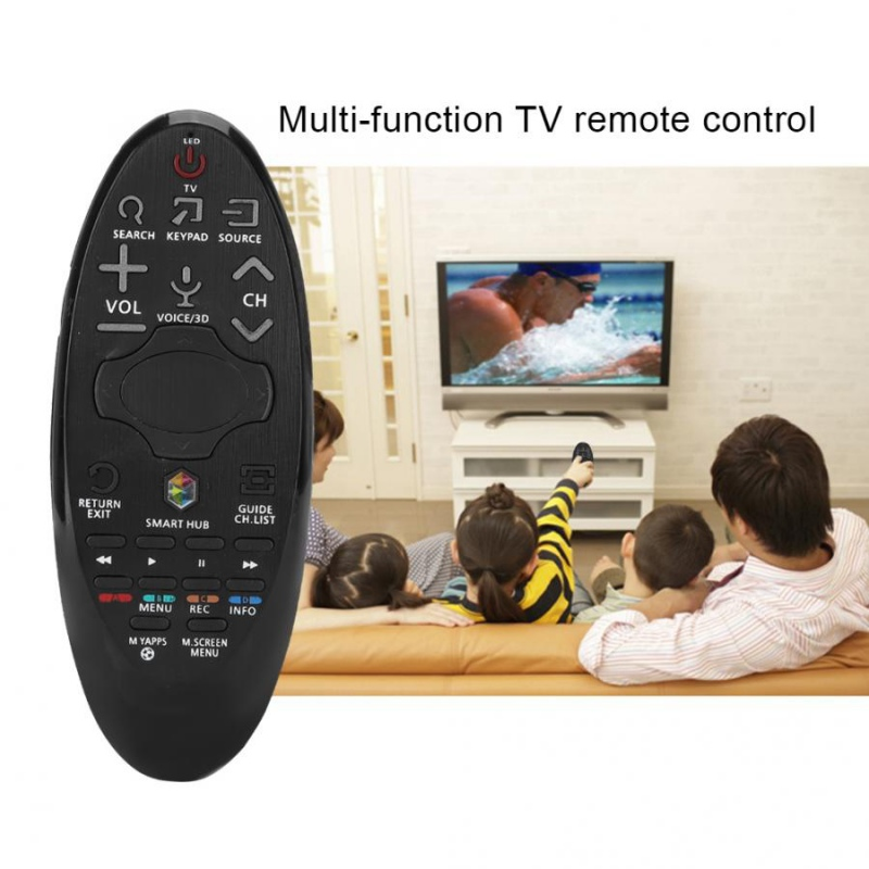 Smart Remote Control Replacement Compatible For Samsung  LCD LED LG Smart TV Television Universal Remote Control 4K TV Stick 1