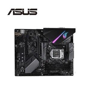 For Asus ROG STRIX H370-F GAMING Original Used Desktop Intel H370 H370M DDR4 Motherboard LGA 1151 i7/i5/i3 USB3.0 SATA3(China)