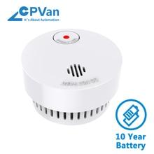 CPVan wireless fire detector…