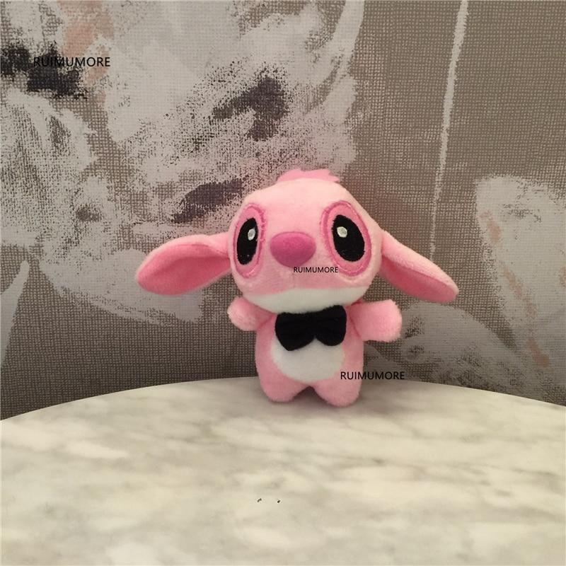 3 цвета-собака 11*7 см плюшевый фаршированный брелок с игрушкой кукла-подвеска, свадебный подарок для маленького ребенка
