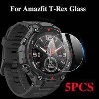 Cristal templado para Xiaomi Huami Amazfit t-rex Trex Pro, Protector de pantalla, cristal Protector para Amazfit t-rex, accesorios