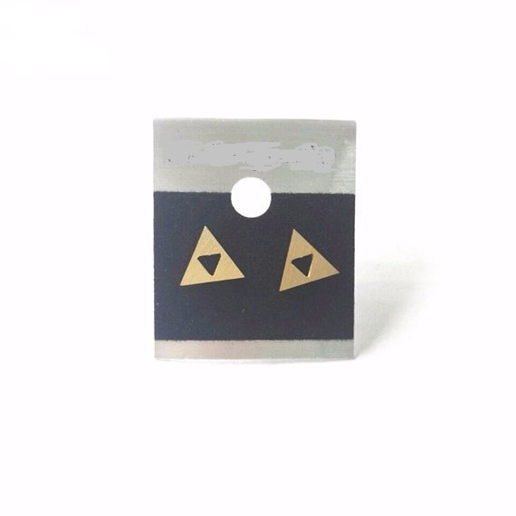 Wholesale 10000pcs/1lot Earring Card Jewelry Packaging Display Packing Card Tag Accessories Package Card Bijoux