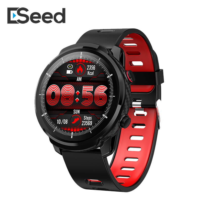 ESEED L5 Pro S10 Plus smart watch men IP67 waterproof full touch screen 60days long standby smartwatch Heart Rate PK honor watch