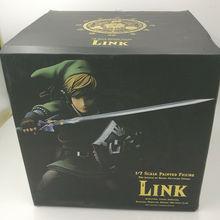 Лидер продаж! ПВХ фигурка из аниме Zelda Skyward Sword 1/7, игрушка из аниме Zelda Link, Коллекционная модель игрушки