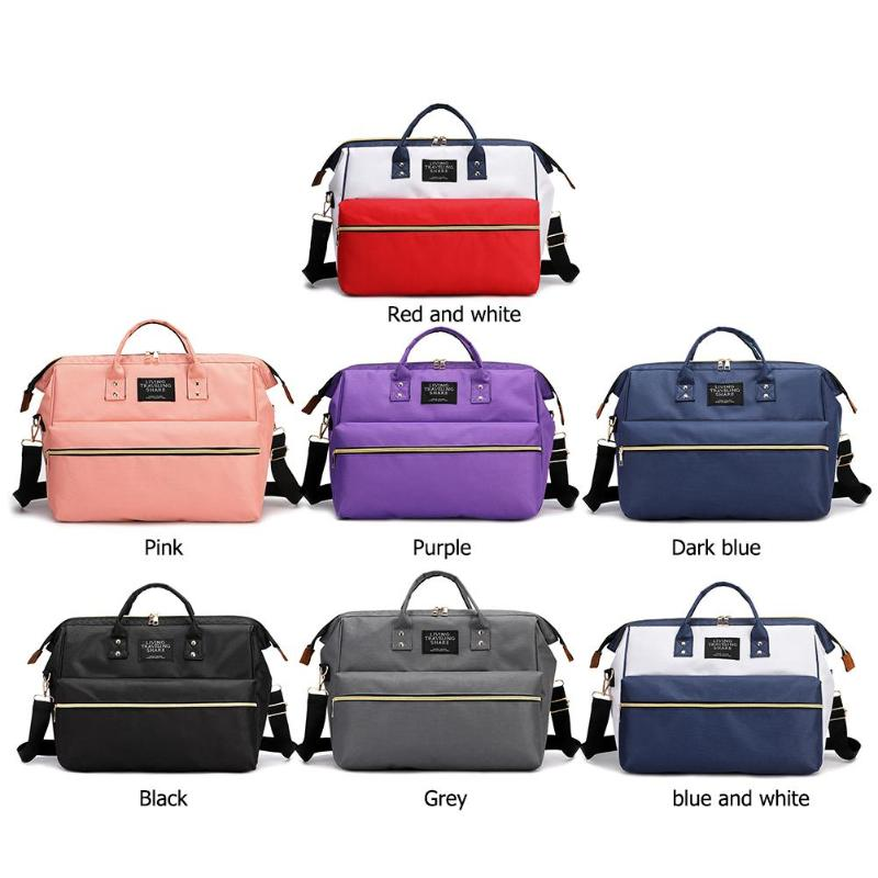 Baby Diaper Bags For Mom Large Capacity Stroller Mommy Maternity Totes