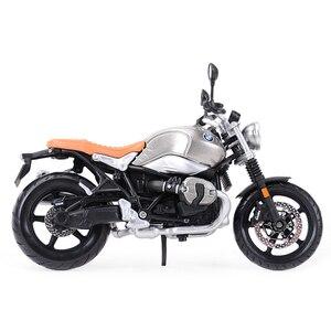 Image 5 - Maisto 1:12 R nineT Scermber R1200GS Ninja H2R 1199 1290 Super Duke R S1000RR Z900RS YZF R1 Diecast Legierung Motorrad Modell spielzeug