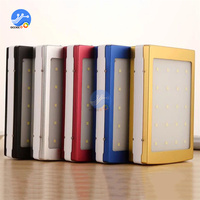 1set 5x18650 Power Abdeckung Power Bank 18650 Solar Power Bank Fall DIY Box Dual USB Kit Telefon ladegerät Taschenlampe (Keine Batterie)