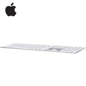 Teclado mágico Apple con teclado numérico, teclado Bluetooth para MacBook Pro, iMac, Mac Pro, IPad, iPad Air3, iPad Mini 5 y iPhone 11