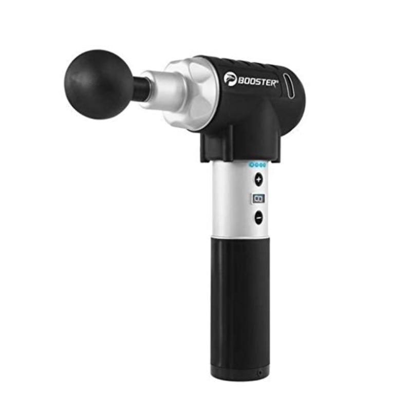Livraison directe Booster Pro 2 pistolet de Massage silencieux puissant dispositif percutant pour les athlètes récupération pas Hypervolt Theragun Timtam Vybe