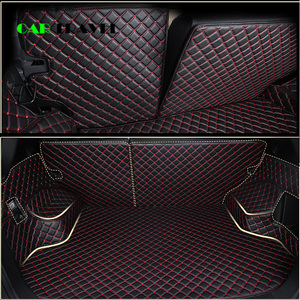 Image 5 - Кожаные Коврики для багажника, для BMW F10 F11 F15 F16 F20 F25 F30 F34 E60 E70 E90 1 3 4 5 7 Series GT X1 X3 X4 X5 X6 Z4 6D
