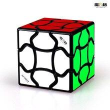 Mofangge Petal 3x3 Stickerless BLACK puzzle Twist toy