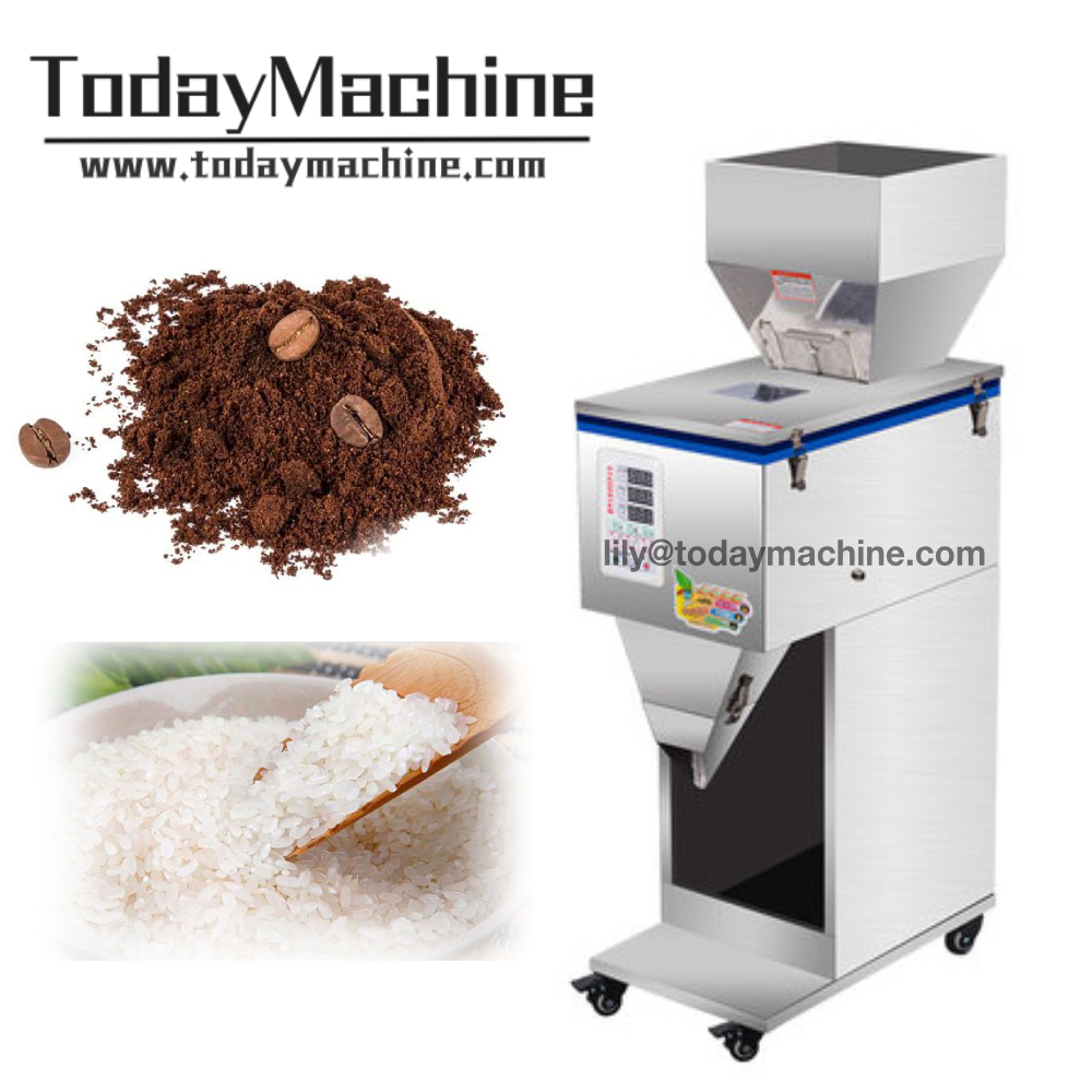 Factory Price Particle Granule Powder Auger Type Ton Bag Filling Machine
