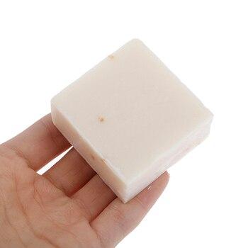 Thailand Handmade Rice Soap Collagen Antibacterial Whitening Bath Soap