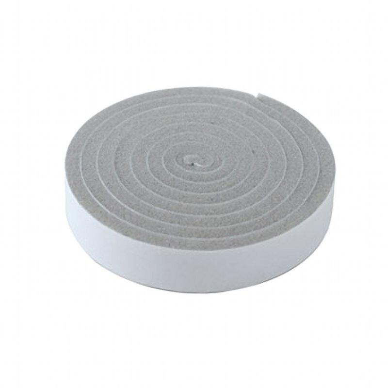 Adhesive Foam Weather Draught Excluder Seal Door Window Gap Wooden Door Collision Avoidance Insulation Rubber Tape Hardware