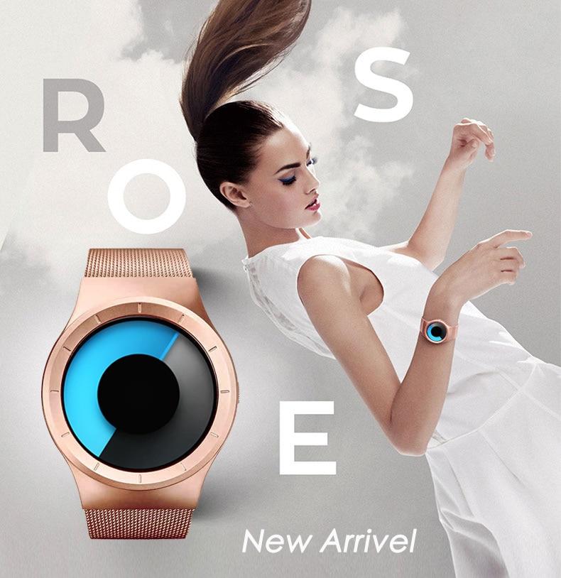 GK Watch Women Watches Female Clock Ladies Wristwatch Top Luxury Brand Fashion Montre Femme 2019 Reloj Mujer Relogio Feminino