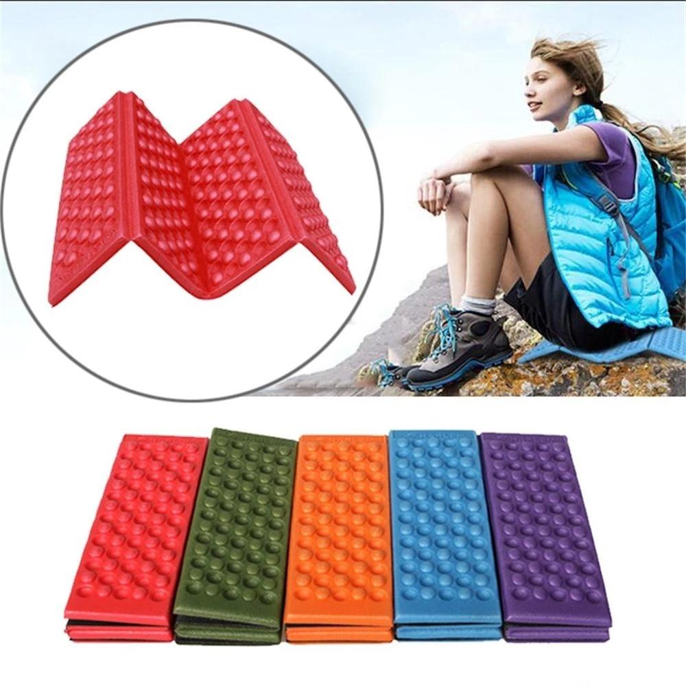 Foldable Camping Foam Seat Cushion Sitting Mat Hiking Beach Picnic Pad Outdoor