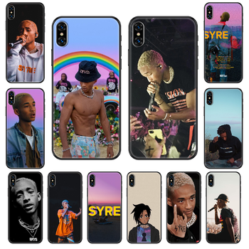 Jaden Smith Q1 Phone case For iphone 4 4s 5 5S SE 5C 6 6S 7 8 plus X XS XR 11 PRO MAX 2020 black soft cell cover trend funda image