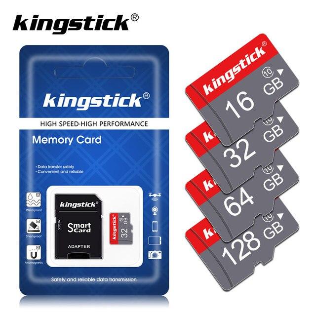 Ad alta velocità microsd schede di memoria 4GB 8GB 16 GB 32 GB 64GB cartao de memoria classe 10 micro sd card carta di TF per adattatore libero regalo