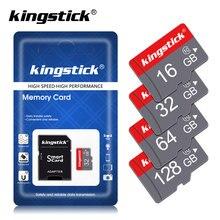 고속 microsd 메모리 카드 4 기가 바이트 8 기가 바이트 16 기가 바이트 32 기가 바이트 64 기가 바이트 카타오 드 memoria 클래스 10 마이크로 sd 카드 tf 카드 무료 어댑터 선물