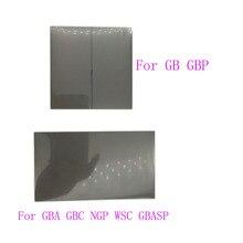 Для GB GBP экран с подсветкой изменение части поляризационная пленка для GBA GBC GBASP NGP WSC
