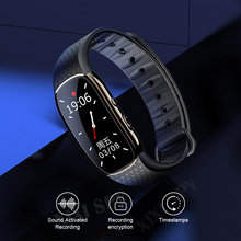 XIXI шпионский диктофон Dictaphone аудио часы браслет MP3 мини звук профессиональная микро цифровая Активация