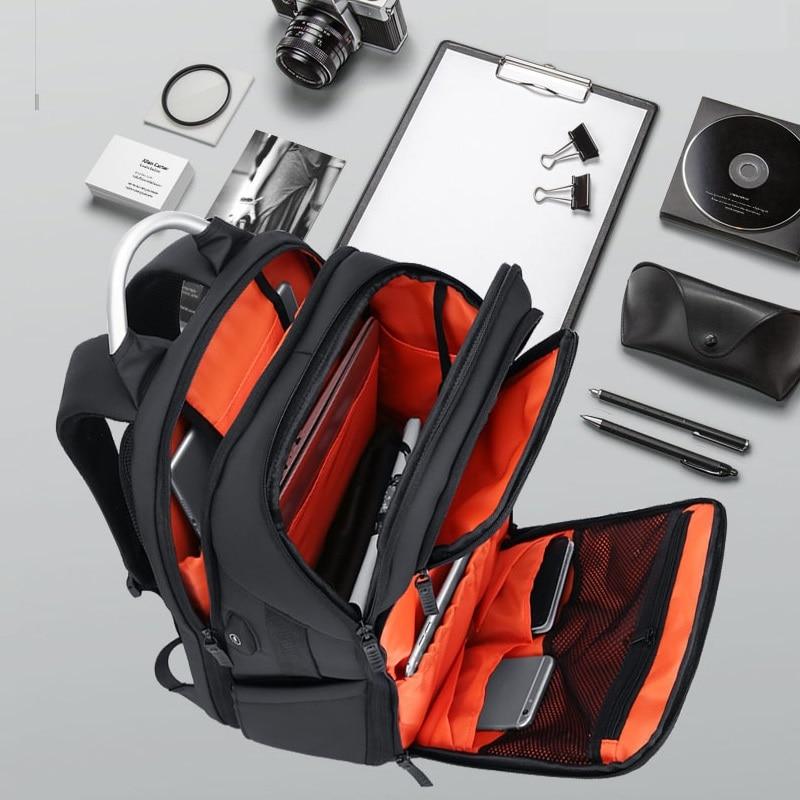 Waterproof Large Backpack 17.3 17 Inch Laptop Backpack Outdoor Travel Multi-function Backpack Male Big Traveling Bag 2019