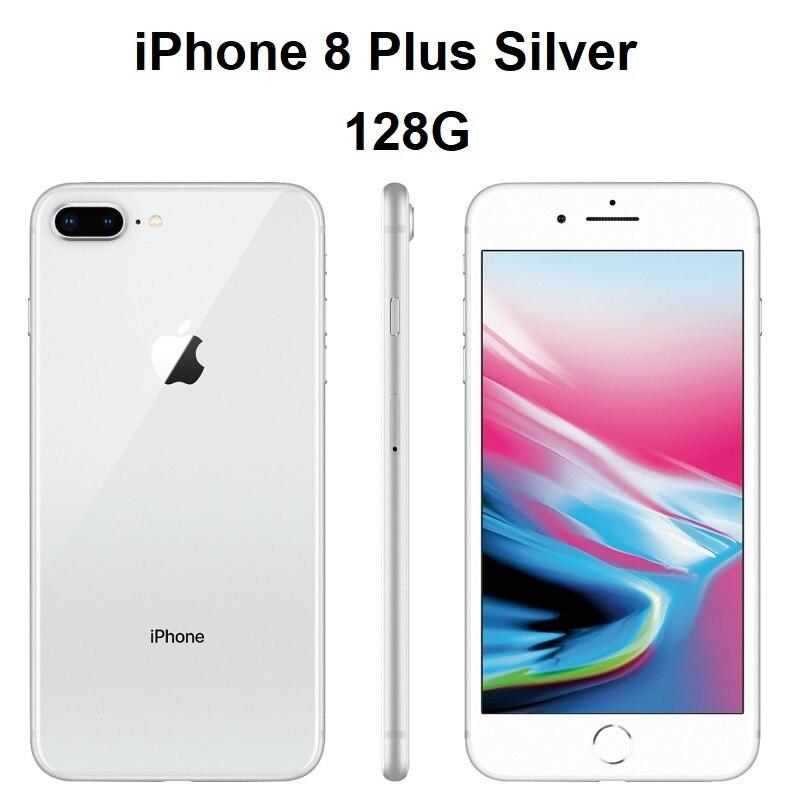 8 Plus Silver 128G